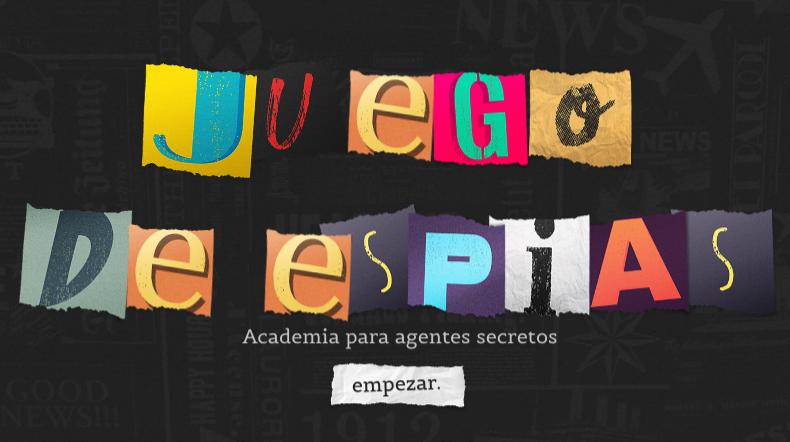 Academia de espías Vedruna Sagrada Familia